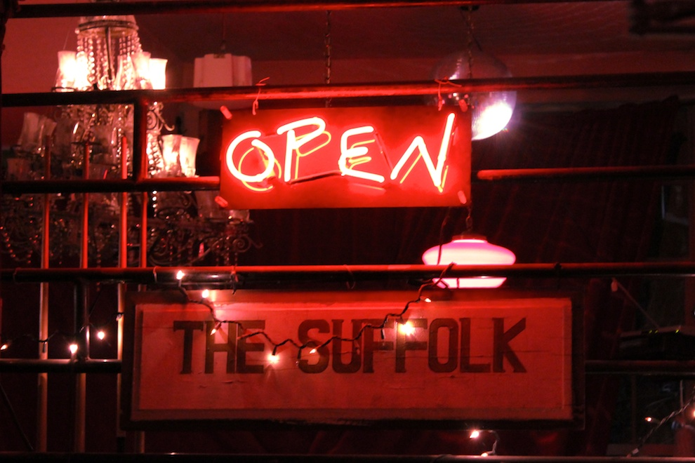 The Suffolk