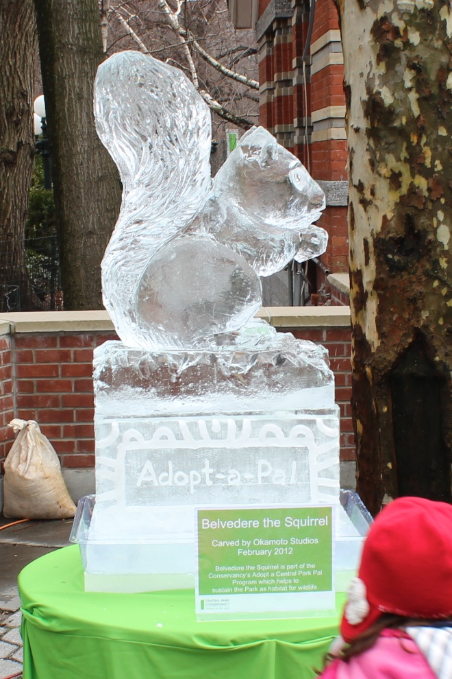 Ice Squirrel